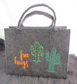 Shopper free hugs