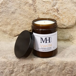 May & Höfer Duftkerze im Apothekerglas Duft: Vanille