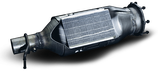 filtro antiparticolato / Rußpartikelfilter Audi 2,0 TDI