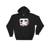 German Train - Hoodie - Illustration