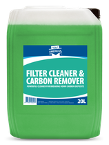 AMERICOL FILTER CLEANER/CARBON REMOVER