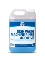 DISH WASH MACHINE RINSE ADDITIVE