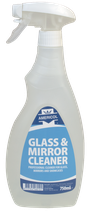 AMERICOL GLASS & MIRROR CLEANER 750ML