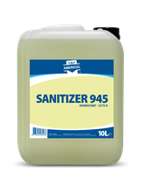 CLEANER SANITIZER 945 10 LITER UN3082/9/III