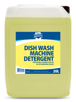 DISH WASH MACHINE DETERGENT 20 LITER