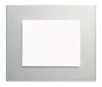 Plaque de finition en aluminium