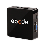 Ebode IPV4NVR 4 kanaals Network video recorder (NVR)