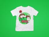 Grüngurt t-Shirt mit Namen