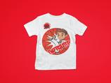 Rotgurt t-Shirt mit Namen