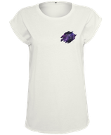 Damen Schütze Shirt Weiß