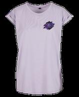 Damen Zwilling Shirt Flieder