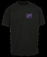 Herren Schütze Shirt Schwarz