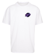 Herren Skorpion Shirt Weiß