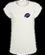 Damen Fische Shirt Weiß