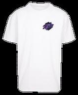 Herren Schütze Shirt Weiß