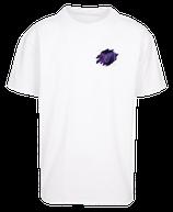 Herren Steinbock Shirt Weiß