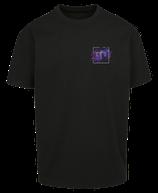 Herren Waage Shirt Schwarz