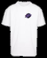 Herren Stier Shirt Weiß