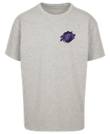 Herren Jungfrau Shirt Grau