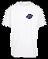Herren Krebs Shirt Weiß