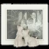 Bilderrahmen mit Katzen von Clayre & Eef