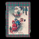 """Blechschild """"Weihnacht"""" von Clayre & Eef // 3 Motive"""