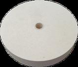 Wollfilzscheibe in Qualität 1004 / 120 X 20 Bohrung 14mm