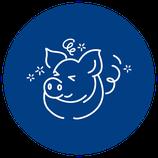 Beschwipste Schweinerei