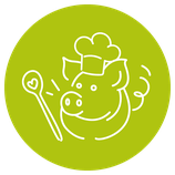 #marfalicious - unser schweinisches Rezeptheft