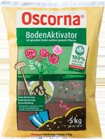 Oscorna Bodenaktivator Premium 25 kg