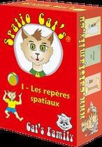 Spatio Cat's 1 - les repères spatiaux