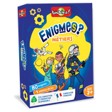 Enigmes - Métiers