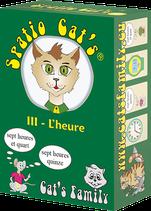 Spatio Cat's 3 - l'heure