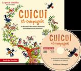 Cuicui et compagnie - livre CD
