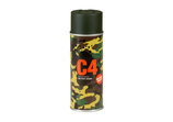 C4 Mil Grade Color Spray RAL 6007