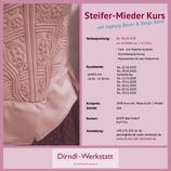 Steifer Miederkurs mit Ingeborg Bauer & Sonja Stern - Herbst 2020