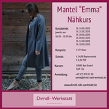 Gutschein für Mantel Emma von SO Beginn 14.01.2020