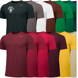 Nike Dri-Fit Aus Wing Chun T Shirt (Adults)  White for Students / Black for Instructors