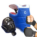 Combo Sparring Gear
