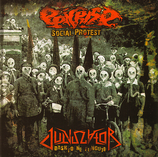 "EPICRISE / VULVULATOR - Social protest / Dashto Ne Fungue"" Split CD"