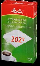 Melitta Filterpapier 202 S - 100 Stück