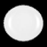 Teller flach oval 21-29 cm Steak & More