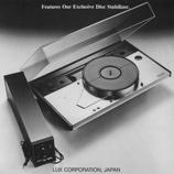 Luxman PD-555 + VS-555 + 8x Basen und reichlich Zubehör
