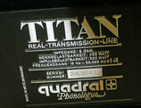 Quadral Titan II  2. Generation Aktiv