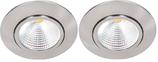 LED 2er Set Classic-Flat ECO 2x6W