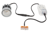 LED Modul + Driver 8.5W/WW dimmbar 1-10V