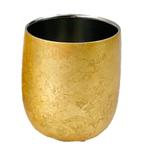 漆磨2重ダルマカップ 箔衣