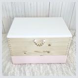 Erinnerungsbox Hochzeit - gemalt