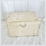 Erinnerungsbox Baby Natur