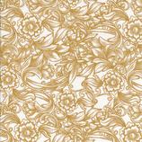 Fabric-Caroline Mustard